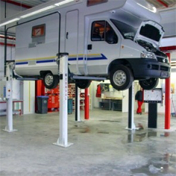 Caravan and Trailer Lift