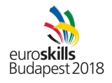 euroskills budapest 2018 logo